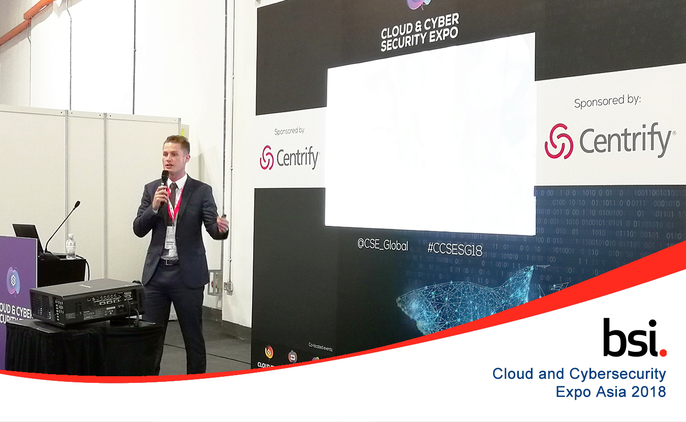 Speaking Session-The implication of the GDPR for organizations using Cloud based service providers and systems