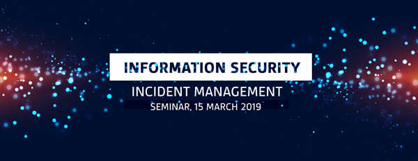 Information Security Incident Management Seminar