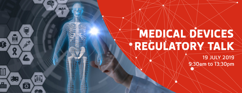 Medical Devices Regulatory (MDR) Talk