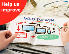 improve bsi website survey