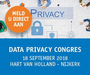 Data Privacy Congres event 2018