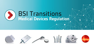 BSI Transitions Medical Devices Regulation