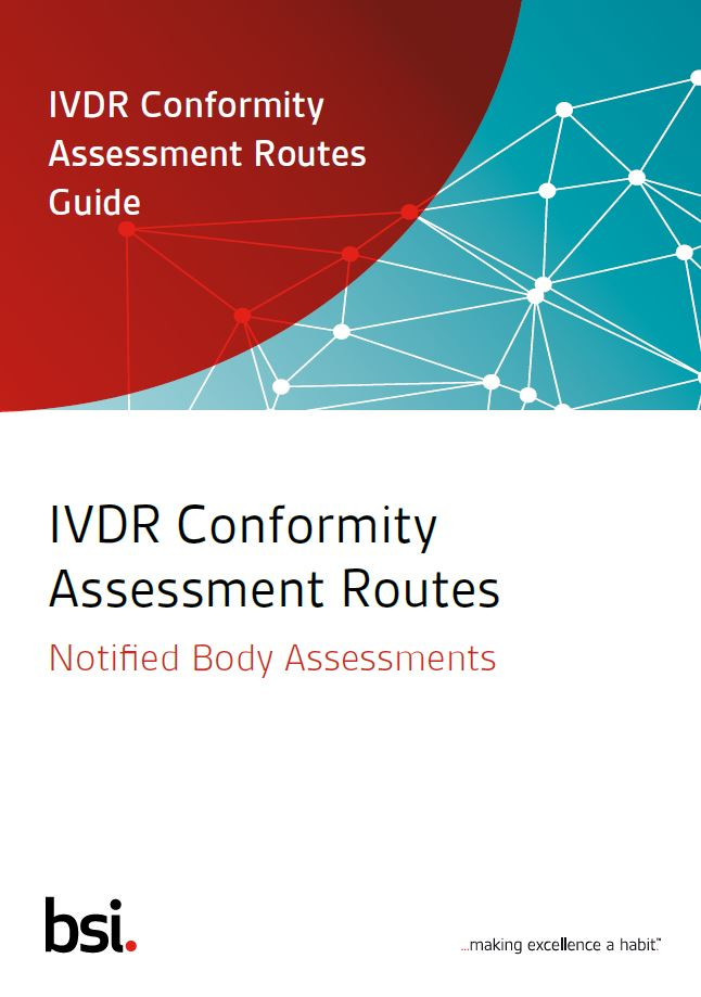 IVDR Conformity Assessment