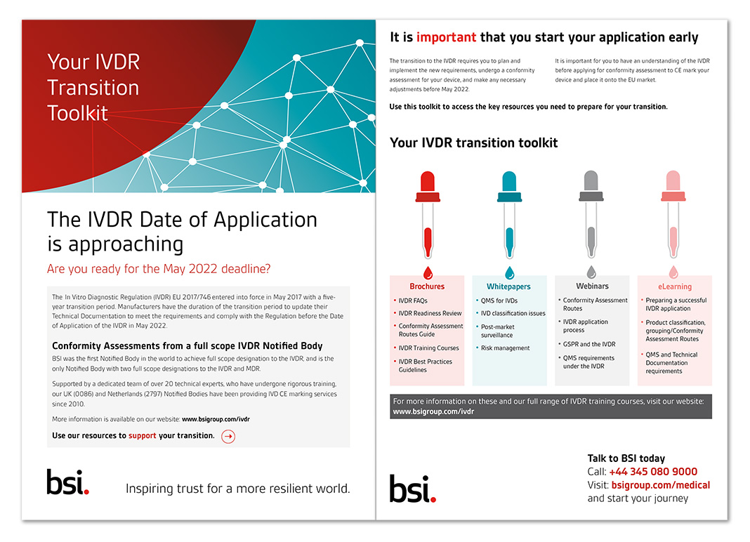 IVDR Transition Toolkit