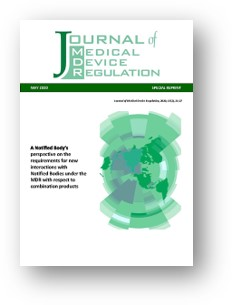 Logo Journals of Medical Device Regulation