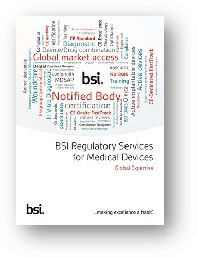 BSI Medical Device Capabilities