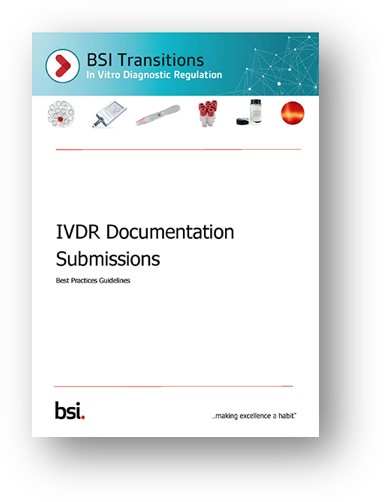 IVDR Documentation Submissions Best Practice Guidelines