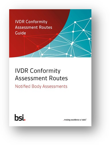 IVDR conformity assessment routes