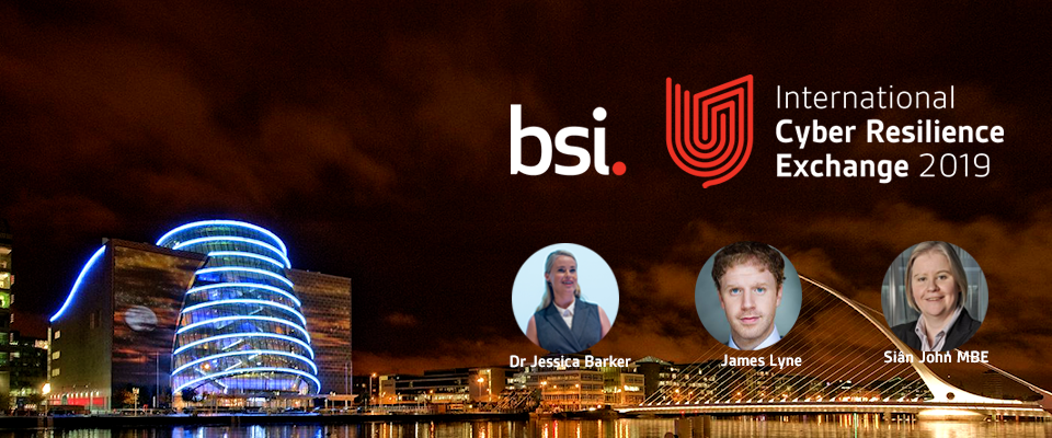 BSI International Cyber Resilience Exchange
