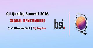 CII Quality Summit 2018