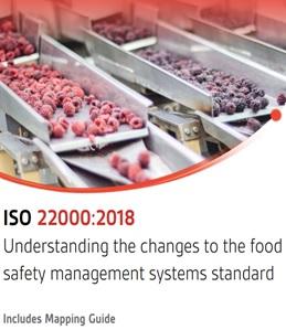 Руководство по сопоставлению ISO 22000:2018