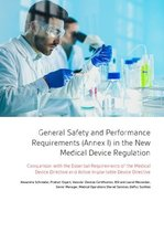 NEW! MDR Safety and Performance Requirements white paper