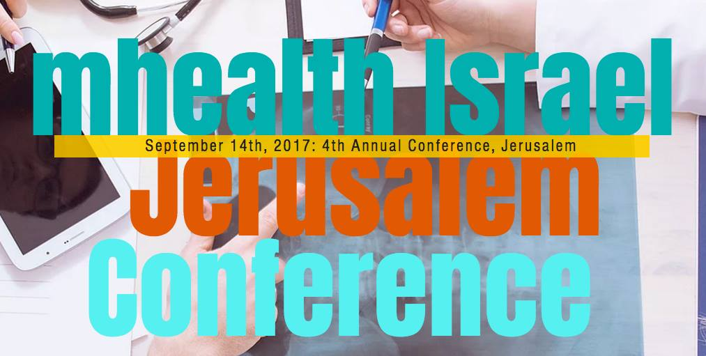 mhealth event in Jerusalem