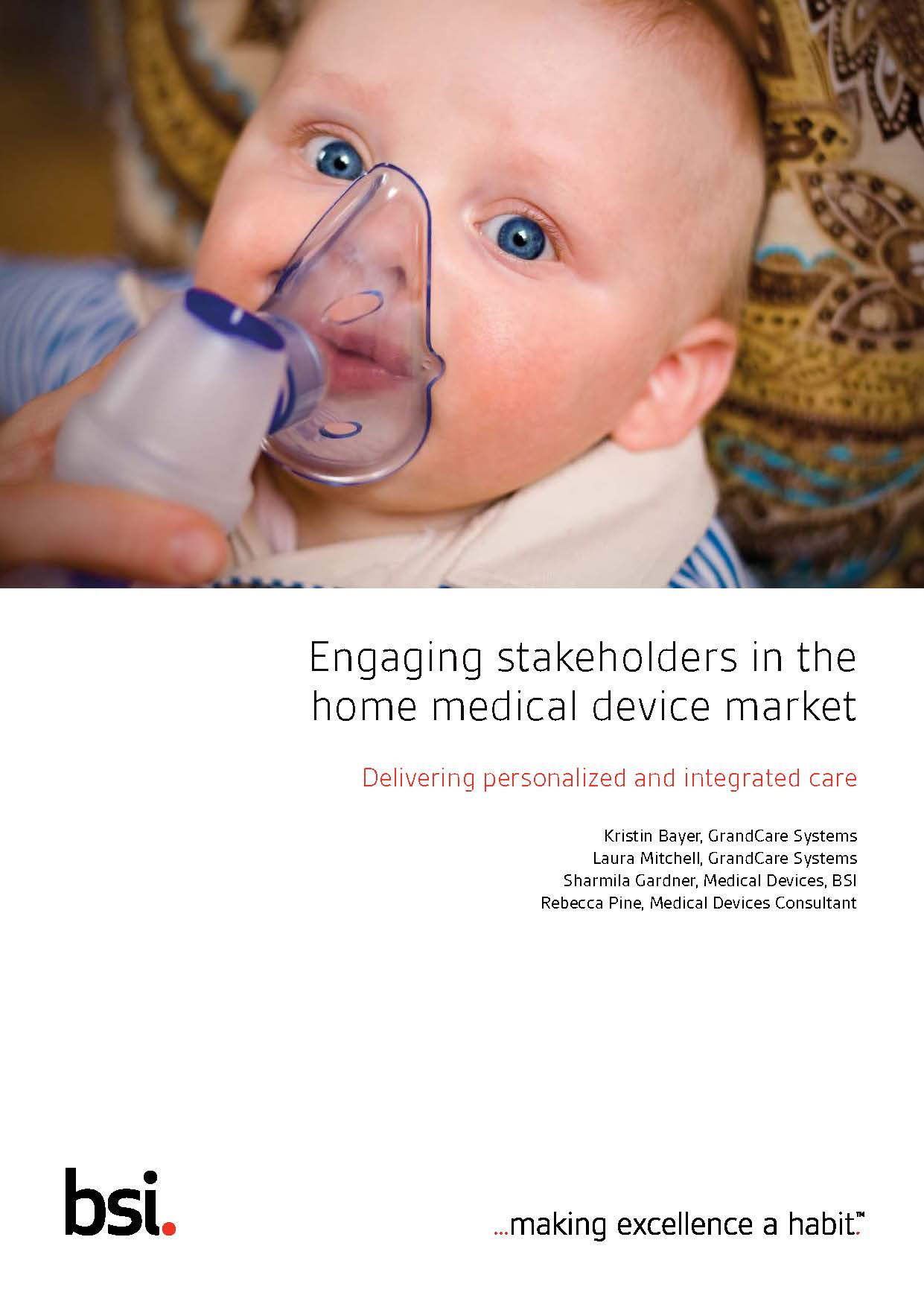 Engaging Stakeholders in the Home Medical Device Market